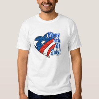 Feliz el 4 de julio este año camisas