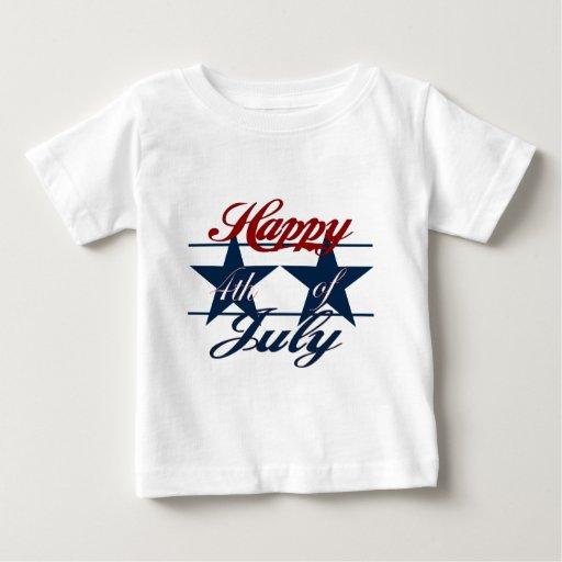Feliz el 4 de julio polera
