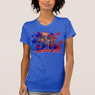 Feliz el 4 de julio protagoniza la camisa -