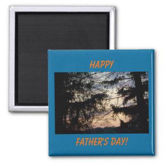 ¡Feliz, el día de padre! Imán