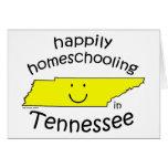 Feliz en Tennessee Felicitaciones