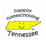Feliz en Tennessee Tarjetas Postales