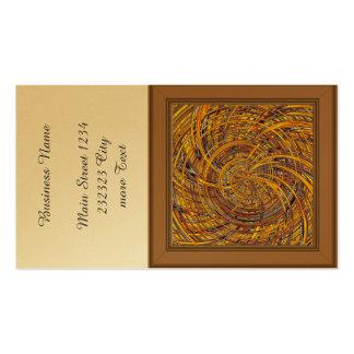 Feliz, fuego (c) tarjetas de visita