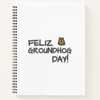 Feliz Groundhog Day! Notebook