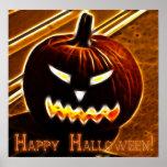 Feliz Halloween 2 con el texto Impresiones