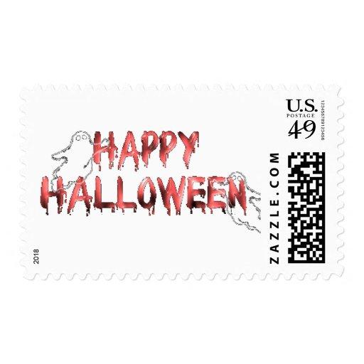 Feliz Halloween 4 Sellos