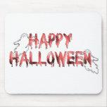 Feliz Halloween 4 Tapete De Raton