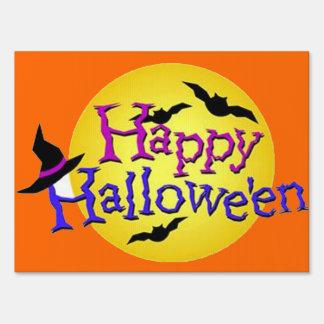 Feliz Halloween 6 Carteles