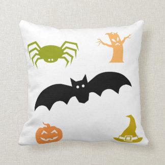 Feliz Halloween Almohadas