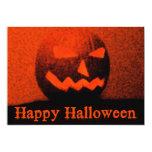 Feliz Halloween Anuncio Personalizado