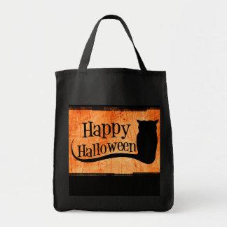 Feliz Halloween Bolsas De Mano