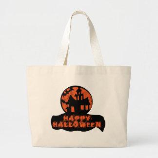 feliz Halloween Bolsa De Mano