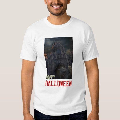 Feliz Halloween - camiseta Remera
