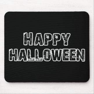 Feliz Halloween capital del Grunge Alfombrilla De Ratón