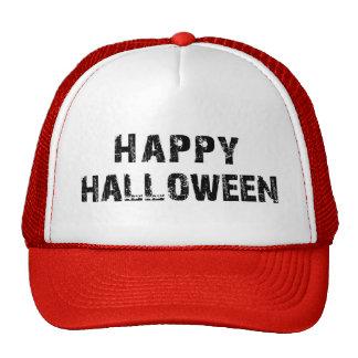 Feliz Halloween capital del Grunge Gorras