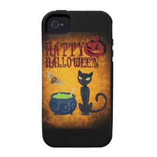 Feliz Halloween Case-Mate iPhone 4 Fundas