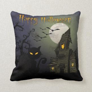 Feliz Halloween Cojines