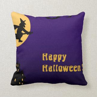 Feliz Halloween Cojín