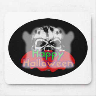 Feliz Halloween combinado Alfombrillas De Raton