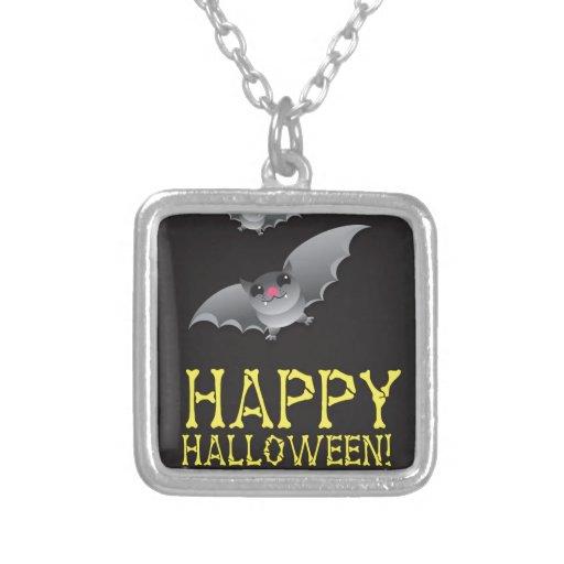 Feliz Halloween con extravagantemente lindo Collares