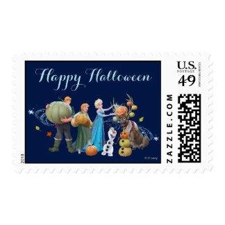 Feliz Halloween congelado del | Timbres Postales