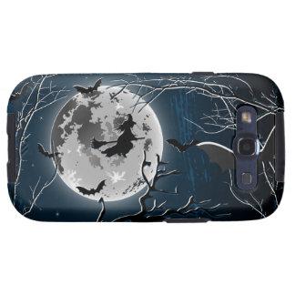 Feliz Halloween de la caja de la galaxia S3 de Sam Samsung Galaxy S3 Fundas