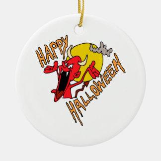 Feliz Halloween Ornamentos De Navidad