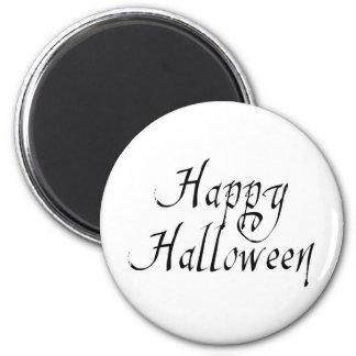 Feliz Halloween del garrapatos del pirata Iman De Nevera