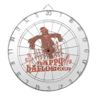 Feliz Halloween Tabla Dardos