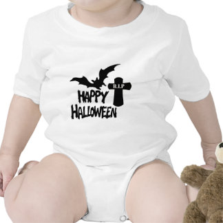 Feliz Halloween - enredadera infantil Camiseta