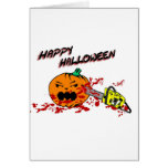 Feliz Halloween Felicitacion