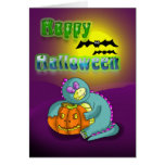 Feliz Halloween Felicitaciones