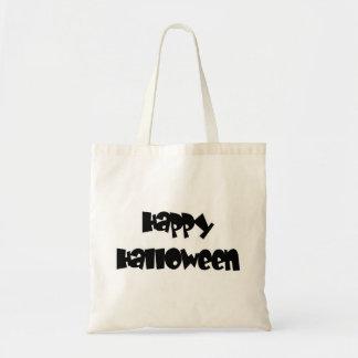 Feliz Halloween feliz Bolsa