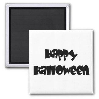 Feliz Halloween feliz Imanes Para Frigoríficos
