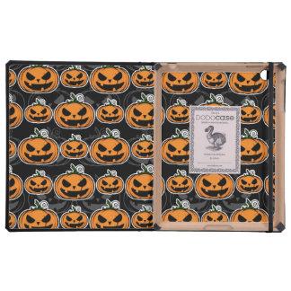 ¡Feliz Halloween! iPad Cobertura