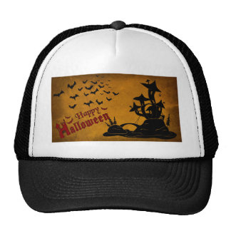 Feliz Halloween Gorras