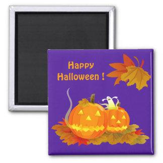 ¡Feliz Halloween! Imán De Frigorifico