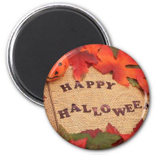 Feliz Halloween Imán De Frigorífico