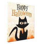 Feliz Halloween Impresiones En Lienzo Estiradas