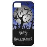 Feliz Halloween iPhone 5 Carcasas