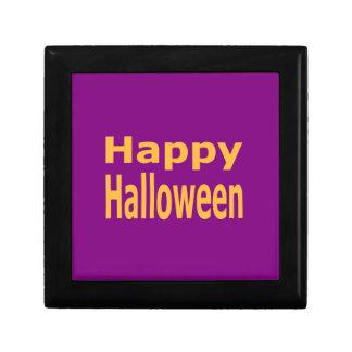 Feliz Halloween Cajas De Joyas