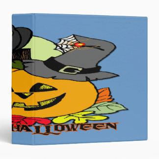 "Feliz Halloween - la calabaza, canta 1,5"" carpeta"