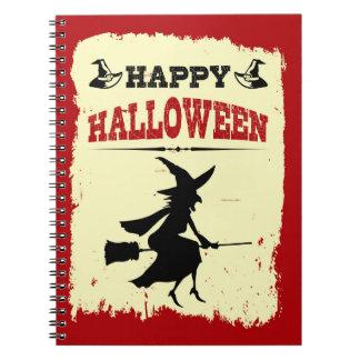 Feliz Halloween Libros De Apuntes