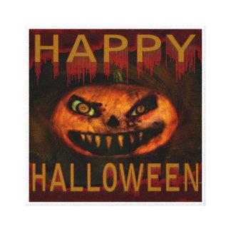 ¡Feliz Halloween! Impresión De Lienzo