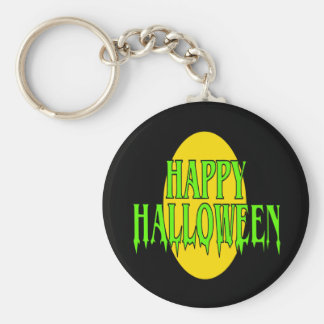 Feliz Halloween Llavero Personalizado