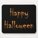 Feliz Halloween Mousepad Alfombrilla De Ratones