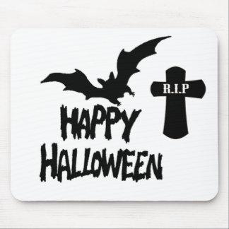 Feliz Halloween - Mousepad Alfombrilla De Ratón