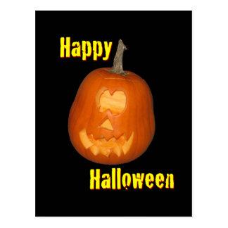 Feliz Halloween Notecard Postales