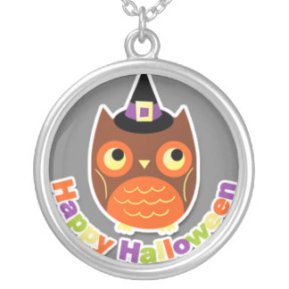 Feliz Halloween Owl.jpg lindo Colgantes