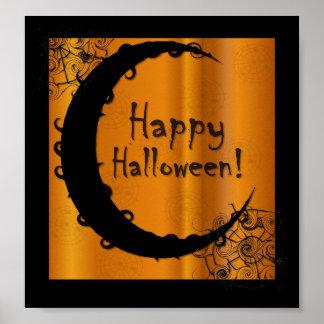Feliz Halloween Poster